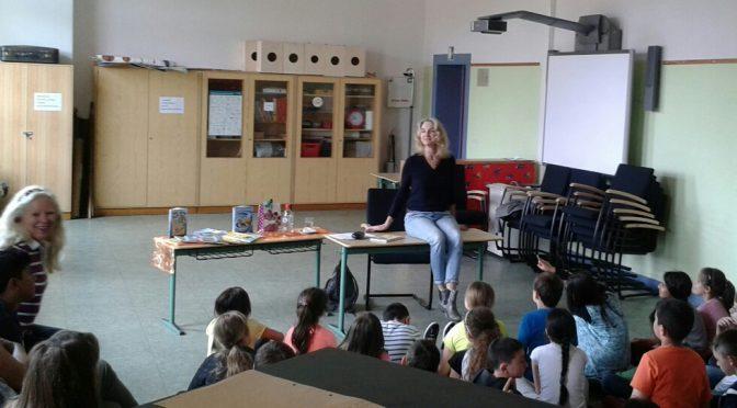 Autoren-Lesung mir Katja Reider