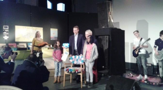 Ehrenpreis beim Harburger Kulturpreis