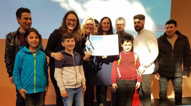 """Kersche gewinnt """"Zukunftspreis"""" der Cornelsen Stiftung"""