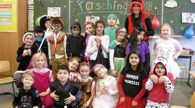 FASCHING 2018 in der Kersche