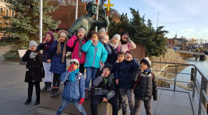 Ausbildungsfahrt der PausenhelferInnen 2018 nach Lauenburg