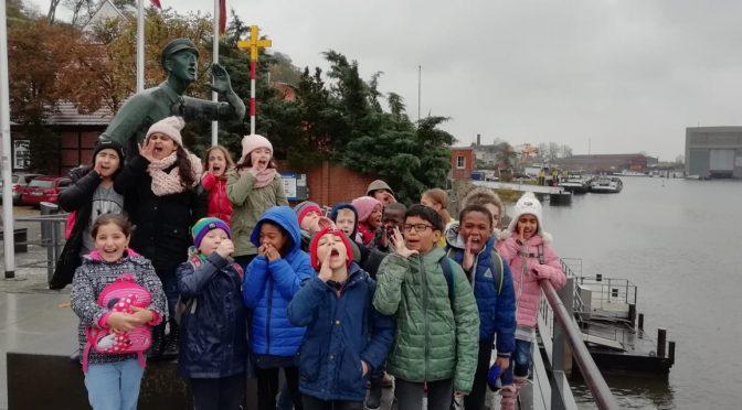 Ausfahrt der PausenhelferInnen 2019 nach Lauenburg 4.11.19-8.11.19