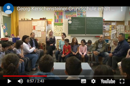 Film zum Deichmann Förderpreis für Integration 2019