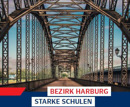 Imagebroschüre Harburger Schulen